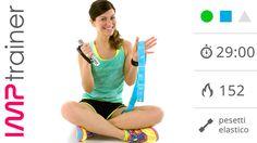 Allenamento Total Body Con Pesetti ed Elastico