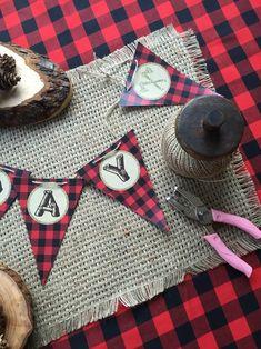 last minute lumberjack party — Mushybooks Modern Baby Books Happy Birthday Parties, Happy Birthday Banners, Baby Birthday, Lumberjack Birthday Party, Baby Boy Shower, First Birthdays, Lumber Jack, Party Ideas, Paul Bunyan