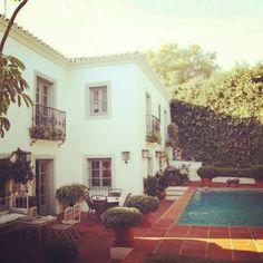 PROPERTY OF THE DAY: Marbella, Spain - Villa La Virginia - €950,000 4 Bedrooms / 3 Baths / 1 Pool / Sq. Feet: 304m² // www.realberg.com
