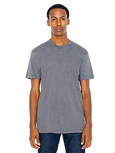 American Apparel Men 50/50 Crewneck T-Shirt - http://www.darrenblogs.com/2017/01/american-apparel-men-5050-crewneck-t-shirt/