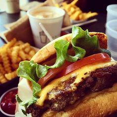 画像7 : NYで人気のハンバーガー店「シェイク・シャック」が日本初上陸☆ │ macaroni[マカロニ]