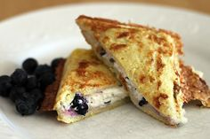 Dreaming about camp coffee and Blueberry Cream Cheese Stuffed French Toast. Delicious recipe from the Dirty Gourmet.