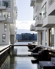 malmo apartments water front -