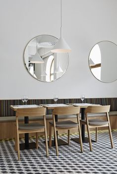 The Renewed INTRO Restaurant and Club in Kuopio, Finland | http://www.yatzer.com/intro-kuopio-finland
