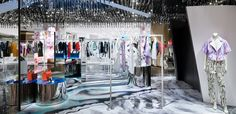 Schemata: Pop-up Store for Phillip Lim, Isetan Shinjuku