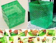 Geniales Ideas para reciclar botellas de plastico | Aprender manualidades es facilisimo.com