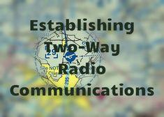 Establishing Two-Way Radio Communications - Schaefer Flight Ground School, Airplane Pilot, Air Space, Two Way Radio, Airplanes, Continue Reading, Ham, Landing, Communication