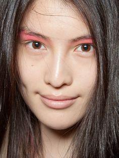 #2013 Spring Fashion Week #MAC #makeup #eyeshadow