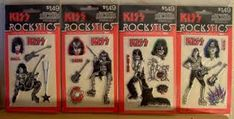 The Biggest & Best Guide to Collecting KISS in the World Kiss Memorabilia, Kiss Merchandise, League Of Extraordinary, Vintage Kiss, Kiss Band, Hot Band, Gene Simmons, To Collect, Rock N Roll
