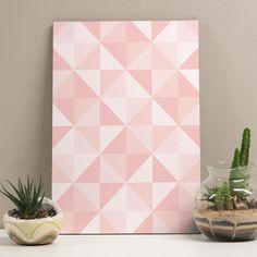 Placa decorativa - Quartz Rose - Decohouse
