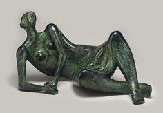 Henry Moore: Reclining Figure, No. 4 (1995.600)   Heilbrunn Timeline of Art History   The Metropolitan Museum of Art