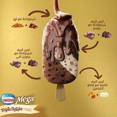 Nestlé Ice Cream Egypt on Behance