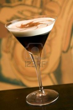 Black Russian - such a beautiful drink <3