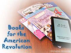Harrington Harmonies: American Revolution Booklist