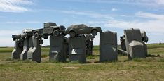 Creative Recreations of Stonehenge - Ouchh.com