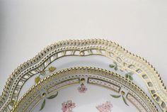 Royal Copenhagen Flora Danica Dinnerware - the detail work is incredible!