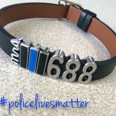 #policelivesmatter Support our police Digging the necklaces and all of their jewelry! Loving the layered looks and bracelets!