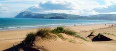 Playa de Laredo, Cantabria, Spain