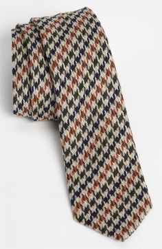 BOSS black knit tie $95.00