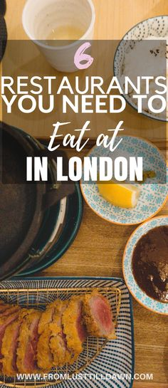 Looking for delicious places to eat in Soho, London? Check out these restaurants in Soho and Chinatown recommended by locals. They're all so tasty and includes a Michelin dim sum spot. Backpacking Europe, Europe Travel Tips, European Travel, Travel Guides, Things To Do In London, London Places To Eat, Where To Eat London, Restaurant Guide, Restaurant Service