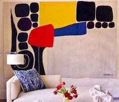 Barbara Brackman's MATERIAL CULTURE: Alexander Calder