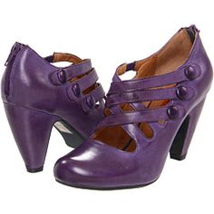 Miz Moos Scarlett in purple (What's not to like about a KA purple shoe?