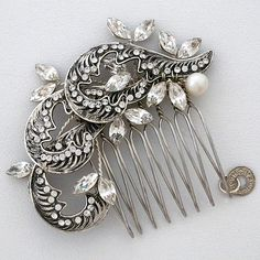 Wedding Hair Jewelry | Bridal Hair Combs, Clips, Barrettes