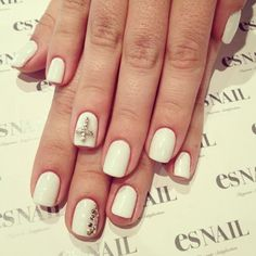 Nails. Really want to do the cross one.