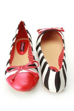 Koni Ballet Flats