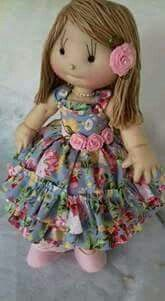 Teresa pacheco s 388 media analytics salvabrani – Artofit Doll Crafts, Diy Doll, Doll Clothes Patterns, Doll Patterns, Homemade Dolls, Fc B, Sewing Dolls, Waldorf Dolls, Soft Dolls