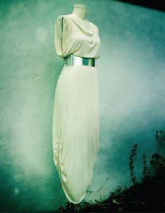 Goddess dressing by Kim Schalk (Alexandria, VA)