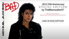 Michael Jackson Bad, Dolby Digital, 25th Anniversary