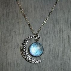 Gypsy Moons Enchanted Chronicles-very pretty. Reminds me of the necklace on the Disney channel movie Twitches