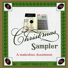 maticulous - Christmas Sampler (beat tape | Stream und Download ) - Atomlabor Wuppertal Blog