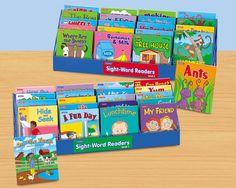 Lakeshore Fiction Sight-Word Readers - Level 1 #LakeshoreDreamClassroom
