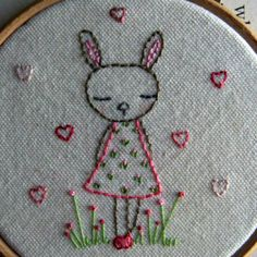 Hey, I found this really awesome Etsy listing at http://www.etsy.com/listing/95948637/bunny-embroidery-pattern-pdf