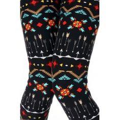 Deco Arrow Leggings  (Regular)