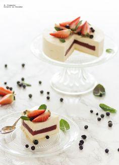 Seguro que más de una vez te has quedado pegado a la vitrina de una pastelería mirando esas bonitas tartas de tipo semifrío. Impresionar a tus i...