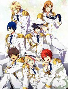 Starish - Uta no Prince Sama - Maji Love 2000%