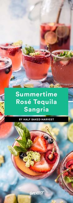 Rock the rosé and then the dance floor. #healthy #recipe #stuffedavocado #avocado https://greatist.com/eat/stuffed-avocado-recipes