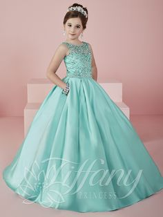 Tiffany Princess Little Girls Dresses for Pageants and Flower Girls in Atlanta Tiffany Princess 13472 Cinderella's Gowns Lilburn GA - Metro Atlanta Girls Pageant Dresses, Gowns For Girls, Pageant Gowns, Little Girl Dresses, Dresses For Teens, Pagent Dresses For Kids, Prom Dresses, Little Girl Princess Dresses, Bridesmaid Dresses