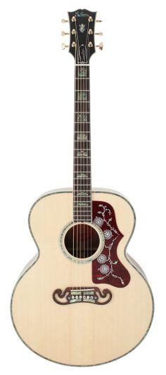 Gibson Limited Edition SJ-200 Custom AAA Koa