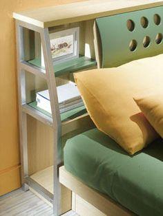 Study Bed headboard