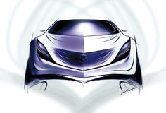 Mazda previews new crossover concept for Russian market