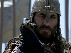Saladin (Kingdom of Heaven)- LOVED this actor so much!! And I have tremendous respect for Saladin.