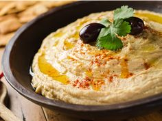 Kichererbsen als wunderbar vielseitiger Dipp: Hummus selber machen - wir zeigen wie's geht! | eatsmarter.de