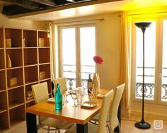 """""""Le Louvre-Montorgueil"""" is suited for your whole family. This gorgeous vacation apartment rental is in central Paris - near Opera. 4 people./ WHEN I GO AGAIN MAYBE I'LL TRY THIS!"""