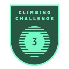 Logotipo de Strava Climbing Challenge