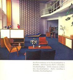 PasToe Showroom, Rotterdam, Groothandelsgebouw (1959-1960)
