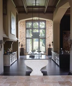 "McALPINE on Instagram: ""A kitchen cathedral. #architecture #interiordesign #kitchendesign #cooking #inheritablehome #mcalpine"" American Kitchen, Home Interior Design, Inspired Homes, Traditional Interior Design, Beautiful Homes, Kitchen Interior, Interior Design Kitchen, House Interior, Mountain Interiors"